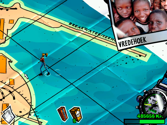 Globetrotter screenshot