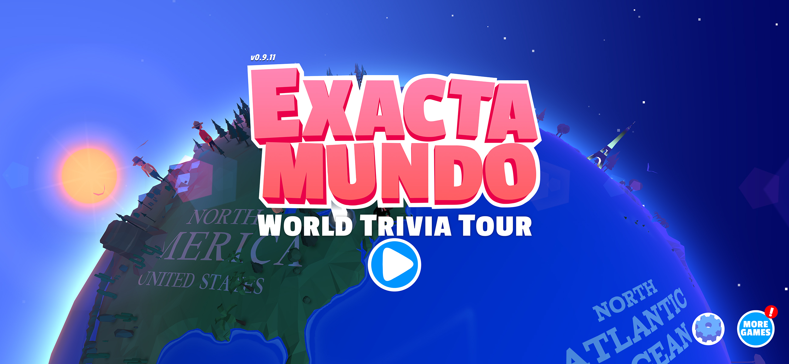 Exactamundo - World Trivia Tour