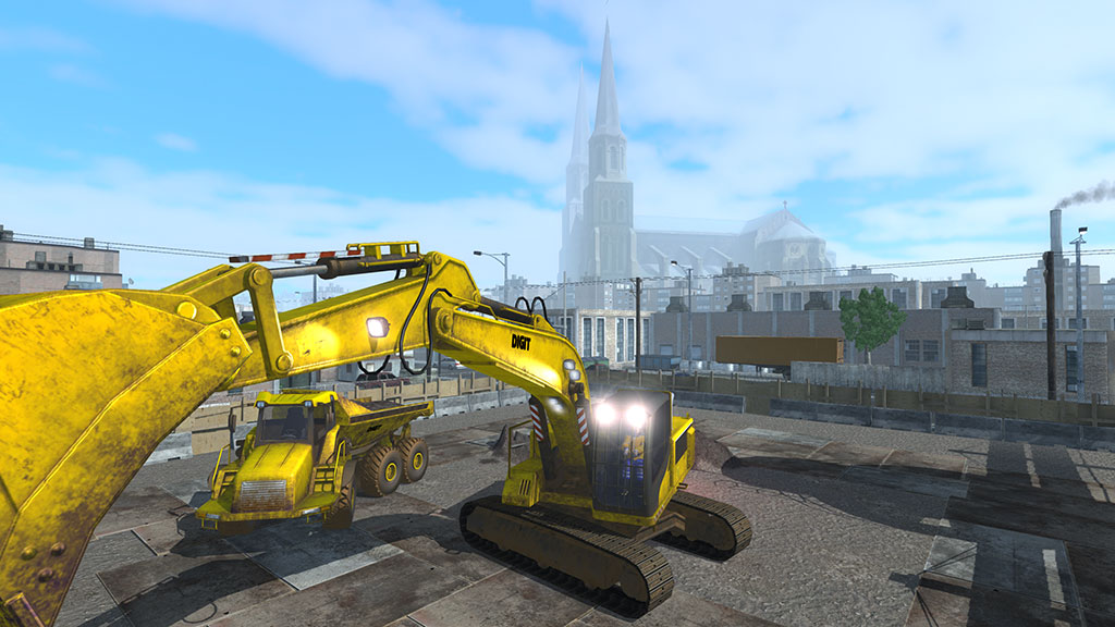 Dig-It! Development screenshot from editor_01