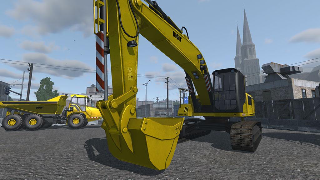 Dig-It! Development screenshot from editor_03